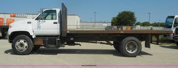 All Chevy chevy c6500 flatbed : 1997 Chevrolet C6500 flatbed truck | Item D4601 | SOLD! Thur...