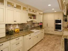 painting kitchen cabinets white or cream home design ideas how in how to paint