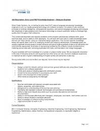 Entry Level Software Engineer Resume Entry Level Engineering Resume Template Fearsome Mechanical 60