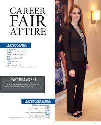 what to wear at a career fair this guide applies to interviews as career fair attire careerfairtips opcc