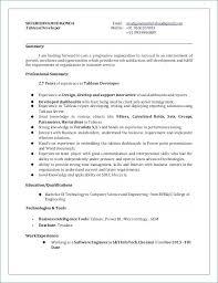 Bi Developer Resume Masterlistforeignluxuryco Adorable Servicenow Developer Resume