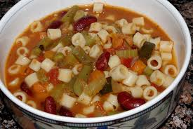 Image result for minestrone soup pictures