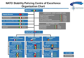 Coe Chart 2018 Organizational Structure