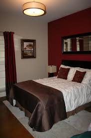 Elegant Brown And Red Bedroom Ideas White And Red Classic Bedroom Decoration Home  Interior Design Decorating A