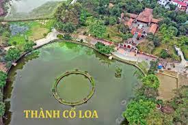 Thành Cổ Loa - Báo ảnh Việt Nam