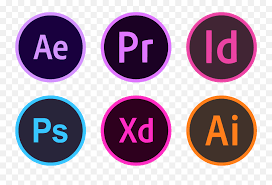 Icons Adobe Illustrator Photoshop - Premiere Pro Logo Circle png - free  transparent png images - pngaaa.com