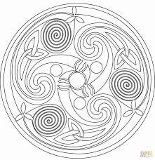 Mandala Da Stampare E Colorare Per Bambini 50 Disegni Da Colorare