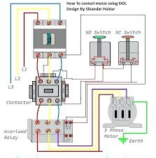 electric contactor wiring educamaisvoce com electric contactor wiring 3 phase wiring diagram start stop new beautiful magnetic contemporary electrical electric motor