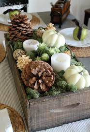 Using Plants in Your Thanksgiving Centerpiece