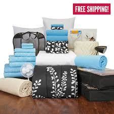 Dorm Bedding Decor Girls Cute College Dorm Room Bedding And Bath Sets Ocm Dorm