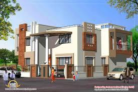 india house design elevation 3200 sq ft