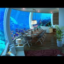 Creativity Real Underwater Hotel Throughout Design Inspiration