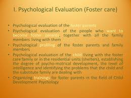 Department Of Psychological Evaluation And Assistance Within The ...