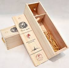 Wooden wine case Drawer Single Bottle Wood Wine Box Carrier Crate Case Best Gift Decor 351010cm Free Shippingin Storage Boxes Bins From Home Garden On Aliexpresscom Aliexpress Single Bottle Wood Wine Box Carrier Crate Case Best Gift Decor 3510