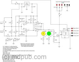 a new solar wind charge controller based on the 555 chip the schematic of my original charge controller circuit
