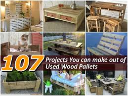 ... Things To Do With Wood Pallets 14 107 Things To Do With Wooden Pallets  ...