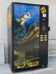 Bait Vending Machine Custom Live Bait Vending Machine 48 A Live Bait Vending Machine Flickr