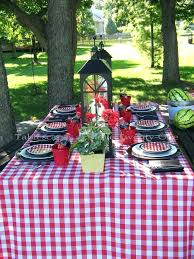 picnic table table cloth picnic table covers rectangular checd tablecloth x within picnic table tablecloth ideas