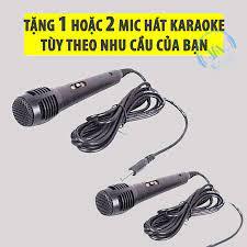 TẶNG 1 HOẶC 2 MICRO] Loa Kẹo Kéo Karaoke Bluetooth Mini - Loabluetooth-  JAVA33bt