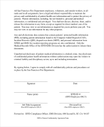 confidentiality agreement template pretty confidentiality agreement forms images gallery