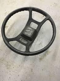 steering wheel lawn riding mower