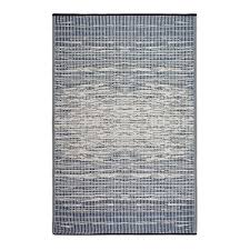 home lifestyle navy blue brooklyn outdoor rug