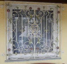 Fenstergitter Klettgauer Kunstschmiede