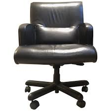 viyet designer furniture seating bright group devon leather swivel desk chair