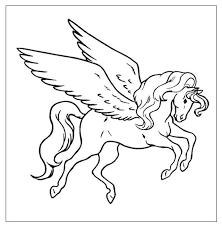 Disegni Da Stampare E Colorare Di Unicorni Img