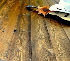 rough sawn douglas fir flooring