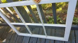 Wood Window Frame Glass Pane 6 Pane Seating Chart