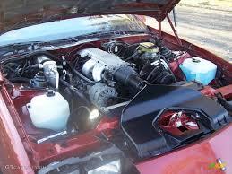 1986 Chevrolet Camaro Z28 Coupe 305 cid V8 Engine Photo #56259107 ...