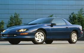 1993 Chevrolet Camaro - Information and photos - ZombieDrive