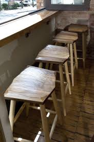 white backless bar stools. Bar Stools:Wood Backless Stools In Kitchen Design Ideas Best For Your Furniture White S