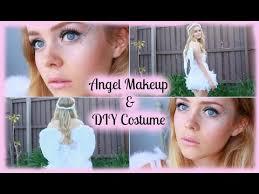 angel makeup diy costume
