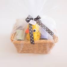 baby gift basket organic baby toiletries