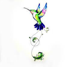 тритатушки архив блога эскизы тату колибри