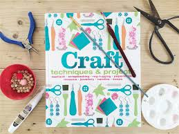 craft book cover
