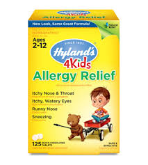 Hyland's 4 Kids Allergy Relief | Hyland's Homeopathic
