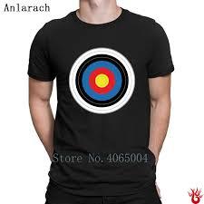 Round Target T Shirt New Fashion Trend Character Leisure Men Tshirt Summer Hiphop Tops O Neck Gift Short Sleeve Men Shirt Shirt Designer From