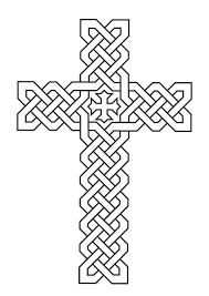 Printable Coloring Pages coloring pages of the cross : Coloring Pages : Cross Coloring Sheets Pages Printable Archives ...