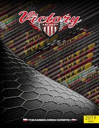 Victory Vap Arrow Chart Victory Archery Target Catalog 2019 By Rubline Marketing Issuu