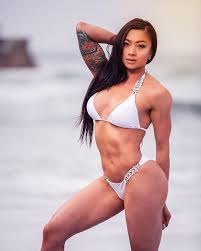 Kim Ngo | Bikini fitness models, Bikini workout, Fitness models