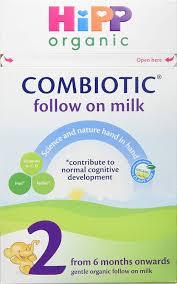 Hipp Follow On Milk 4 X 800g