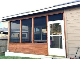 covered patio cost how to enclose a build aluminum porch roof style throughout phoenix