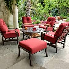 outdoor bench cushions in color