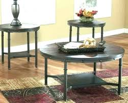 coffee table rustic round end tables diy dining