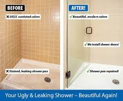 Refinish Bathroom Countertop Bathtub Refinishing Shower Tiles Surface Refinishing
