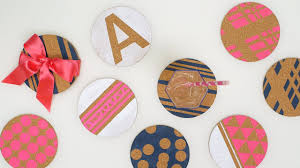 Custom cork coasters Corkboard Custom Cork Coasters Martha Stewart Global Sources Custom Cork Coasters Martha Stewart Youtube