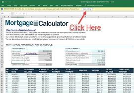 How To Calculate Mortgage Payments In Excel Mortgage